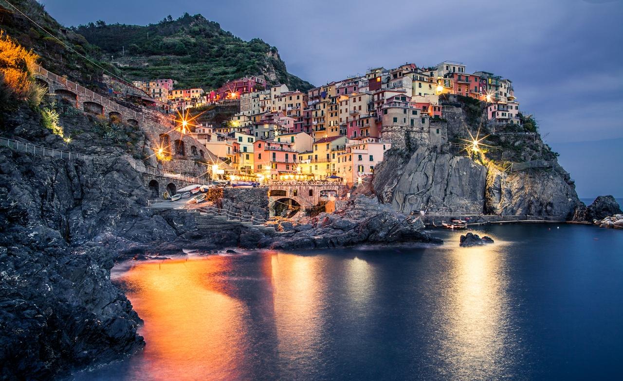 Liguria Cinque Terre Fontanafontana