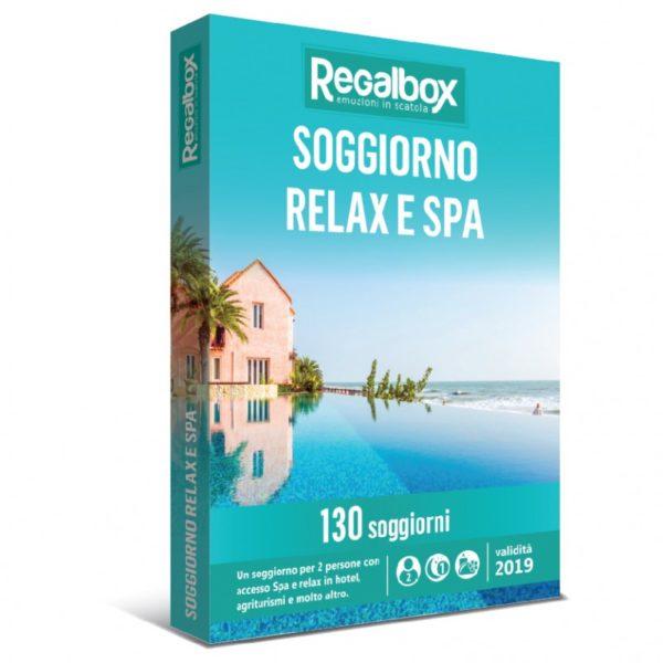 Soggiorno relax e Spa - FontanaFontana