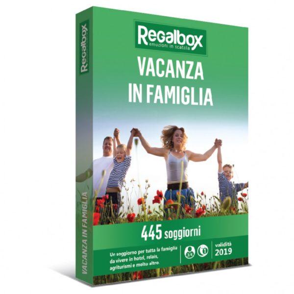 Vacanza in famiglia - FontanaFontana